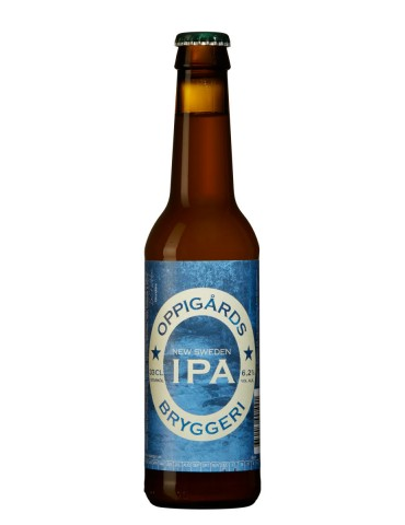 OPPIGARDS NEW SWEDEN IPA...