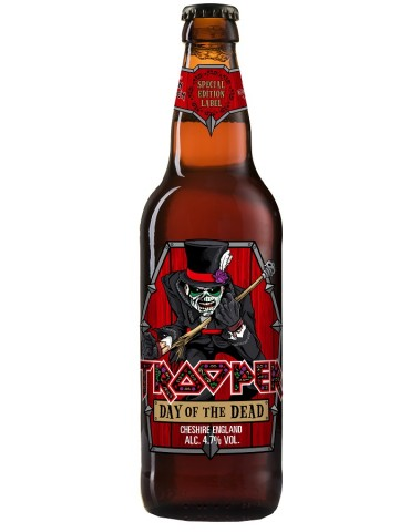 IRON MAIDEN TROOPER DAY OF THE DEAD 0.50lt