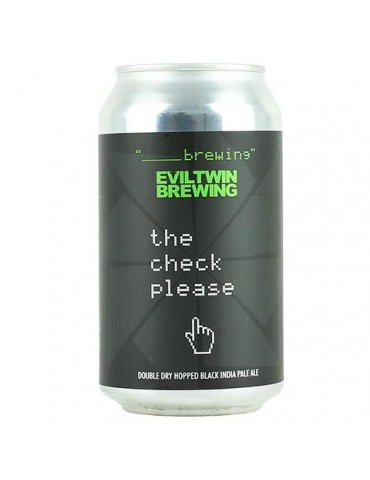 EVIL TWIN - BLANK BREWING...