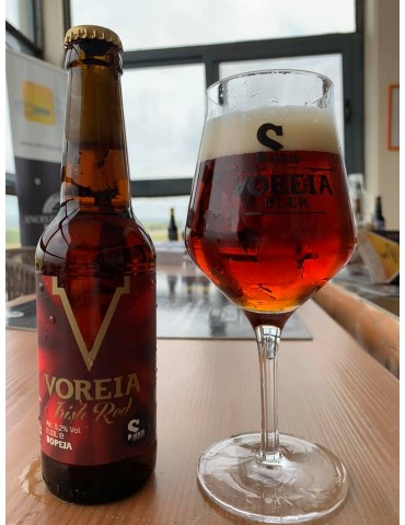 VOREIA IRISH RED 0.33lt