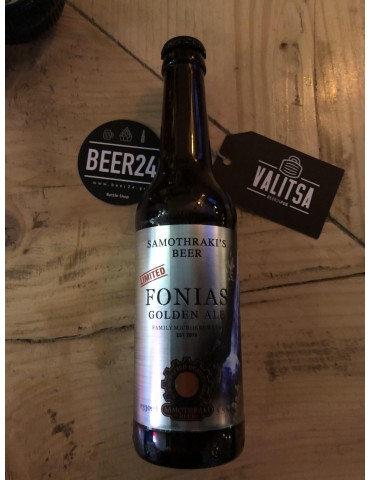 FONIAS GOLDEN ALE 330ml