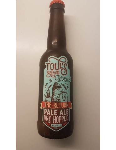 TOUL'S BREWS THE RETURN 0.33lt