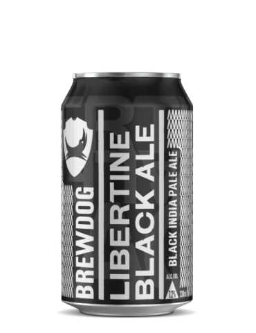 BREWDOG LIBERTINE BLACK ALE...