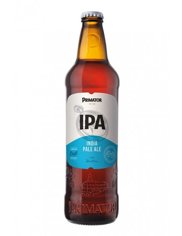 PRIMATOR INDIA PALE ALE 0.50lt