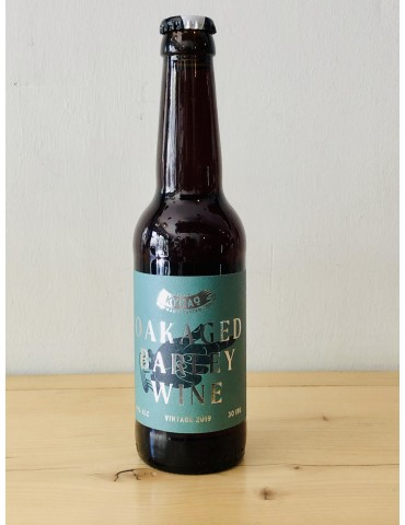 ΚΥΚΑΩ OAKAGED BARLEY WINE...