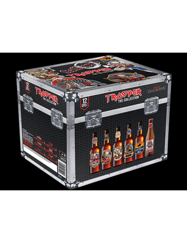 IRON MAIDEN TROOPER BOX