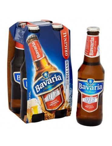 BAVARIA 0% ORIGINAL 0.33lt