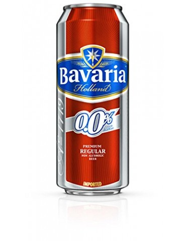 BAVARIA 0% ORIGINAL 0.50lt...