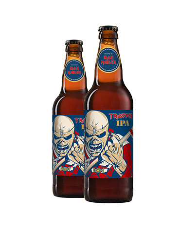 IRON MAIDEN TROOPER IPA 0.50lt
