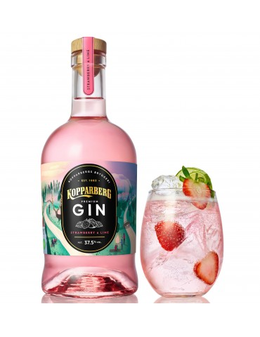 KOPPARBERG GIN STRAWBERRY...