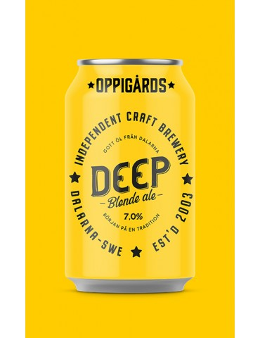 OPPIGARDS DEEP 0.33lt (Κουτί)