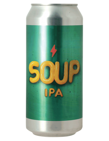 GARAGE BEER SOUP IPA 0.44lt...