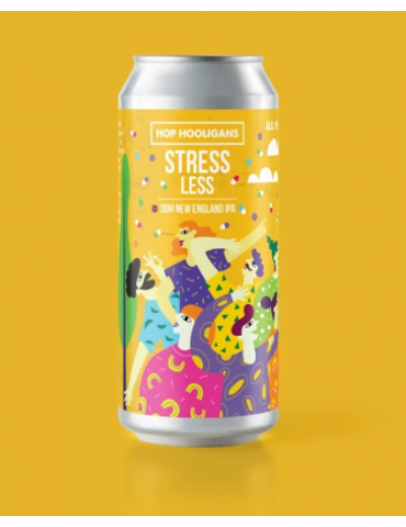 HOP HOOLIGANS STRESSLESS...
