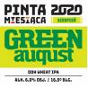 PINTA GREEN AUGUST 0.50lt