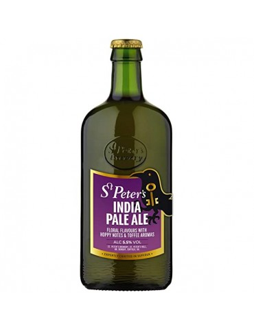 ST. PETER'S INDIA PALE ALE...