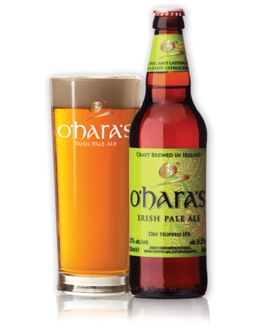 OHARAS  IRISH PALE ALE 0.33lt