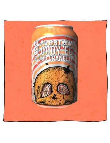 BEAVERTOWN BLOODY ELL 0.33lt