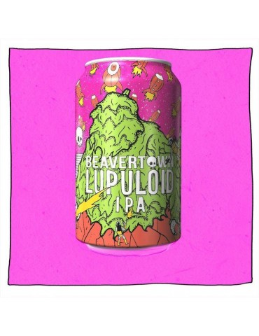 BEAVERTOWN LUPULOID 0.33lt