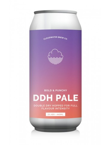CLOUDWATER DDH PALE 0.44lt
