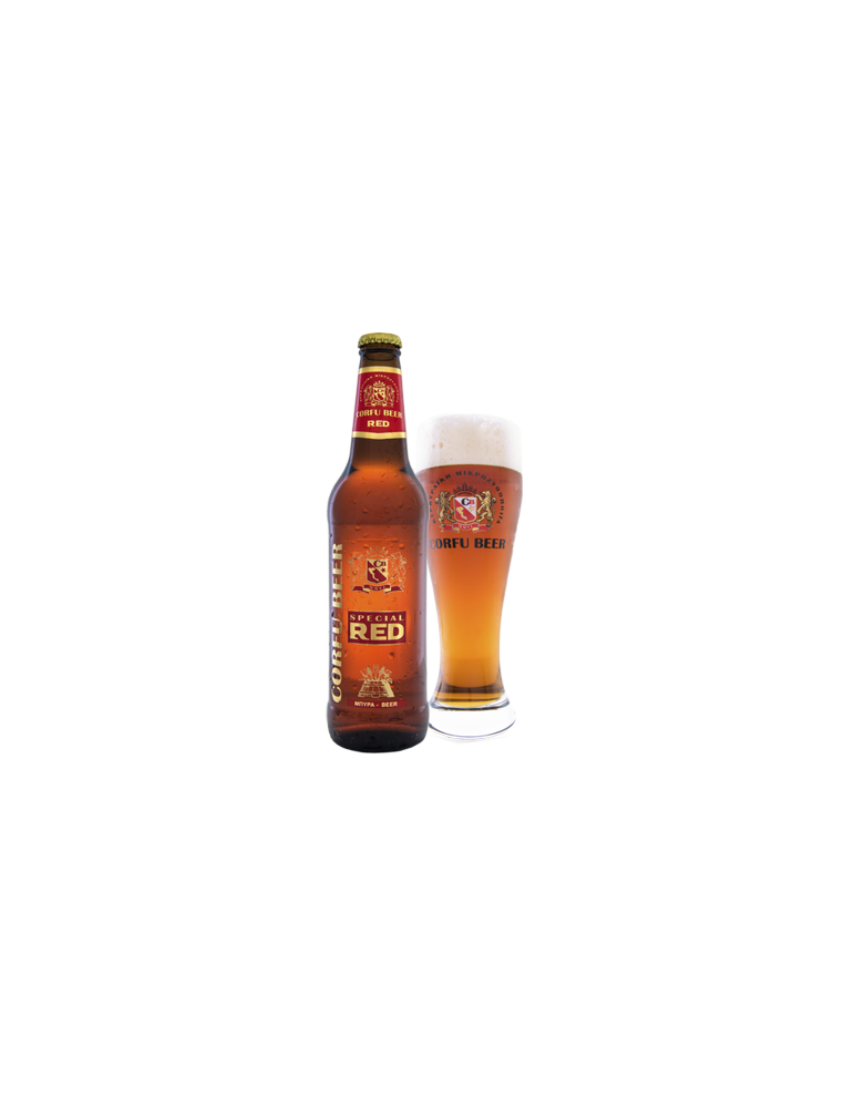 CORFU Red Ale Special 0.50lt