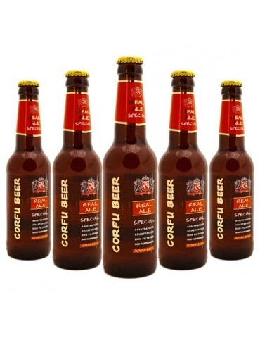 CORFU Red Ale Special 0.33lt