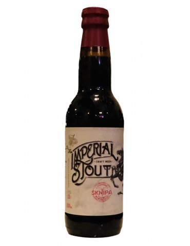 SKNIPA IMPERIAL STOUT 0.33lt