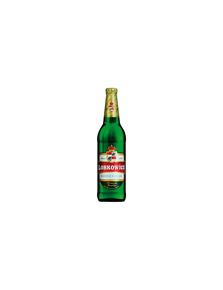 LOBKOWICZ PREMIUM LAGER 0,50lt