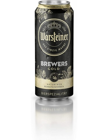 WARSTEINER BREWERS GOLD...