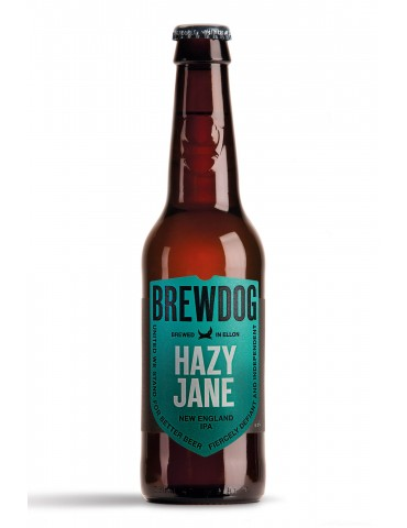 BREWDOG HAZY JANE 0.33lt