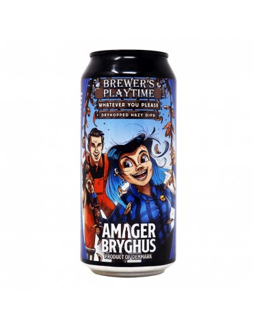 AMAGER BREWER'S PLAYTIME:...