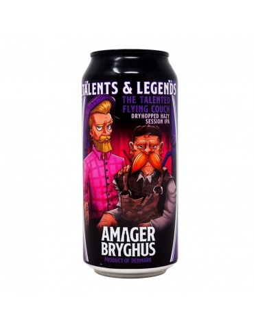 AMAGER TALENTS AND LEGENDS:...
