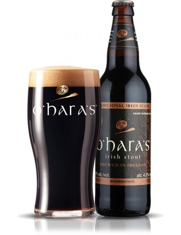 OHARAS - IRISH STOUT