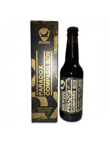 BREWDOG PARADOX COMPASS BOX...