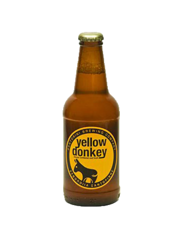 Yellow Donkey 0.33lt