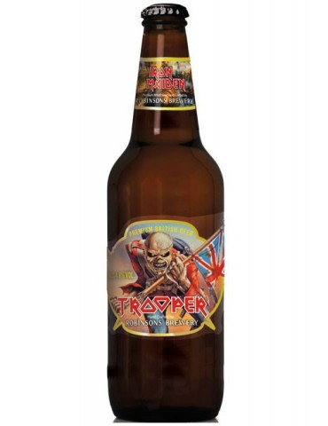IRON MAIDEN TROOPER 0.50lt