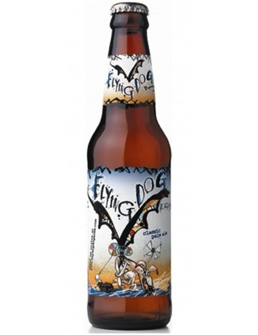 FLYING DOG DOGGIE STYLE PALE ALE 0.355lt